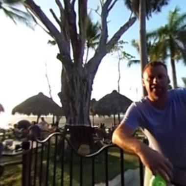 Jaco-Laguna-sunset-video-Screen